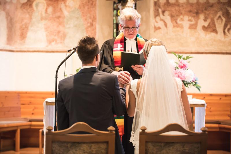 Kirchliche Trauung Anke & Marko