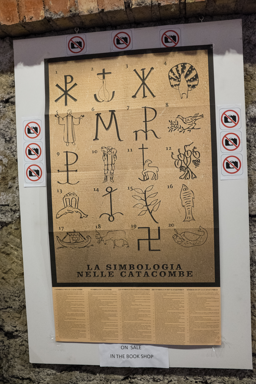 Katakomben - Rom