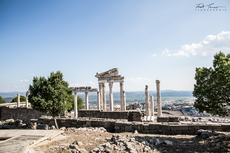 Akropolis - Bergama - Izmir