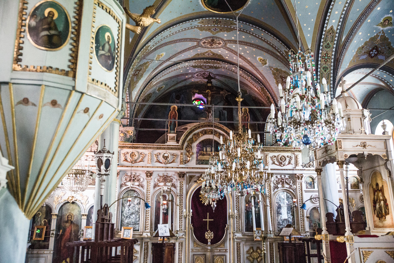 Hagia Yorgi Kirche - Große Insel - Istanbul