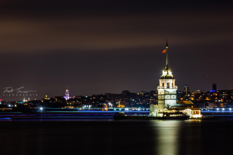 Leander Turm - Istanbul