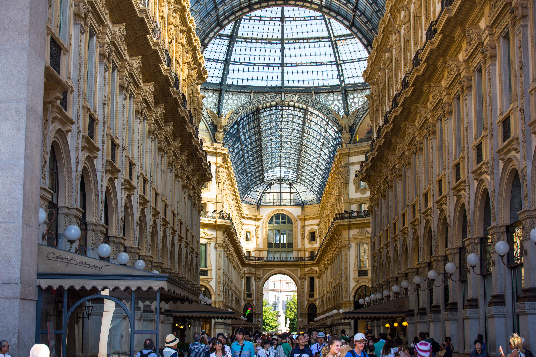 Galleria Vittorio Emanuele - Mailand