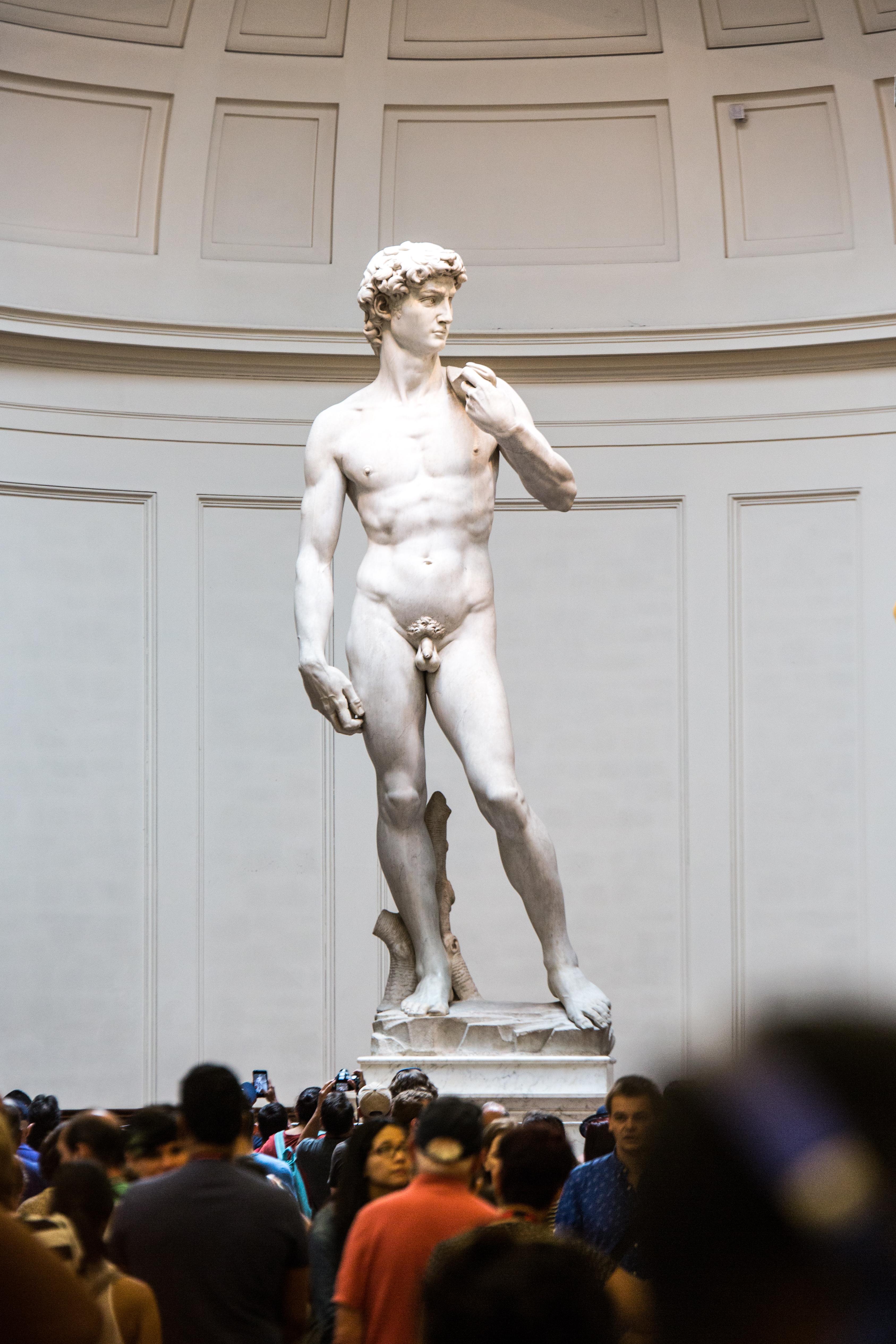 David - Galleria dell Accademia - Florenz