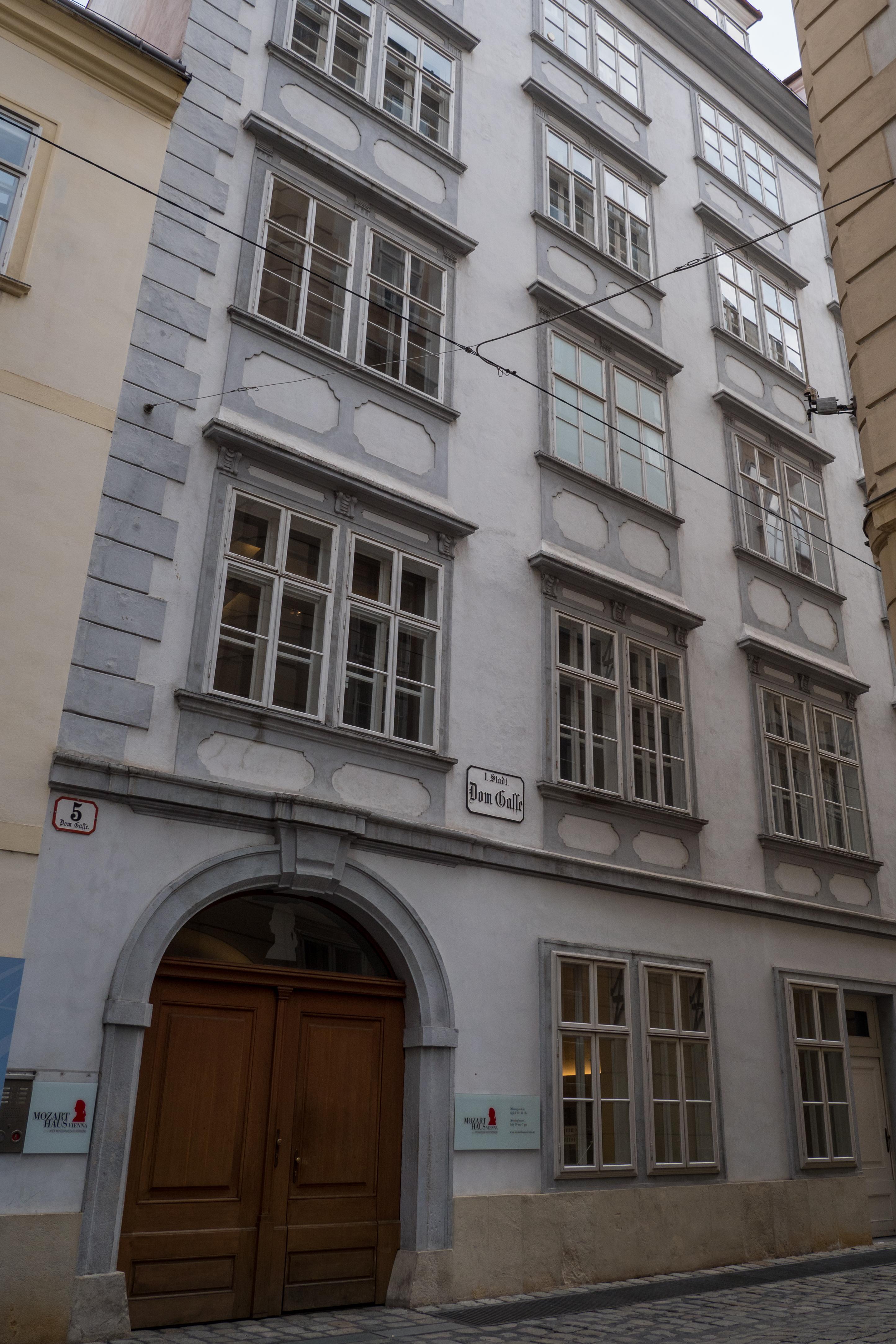 Mozarthaus Wien