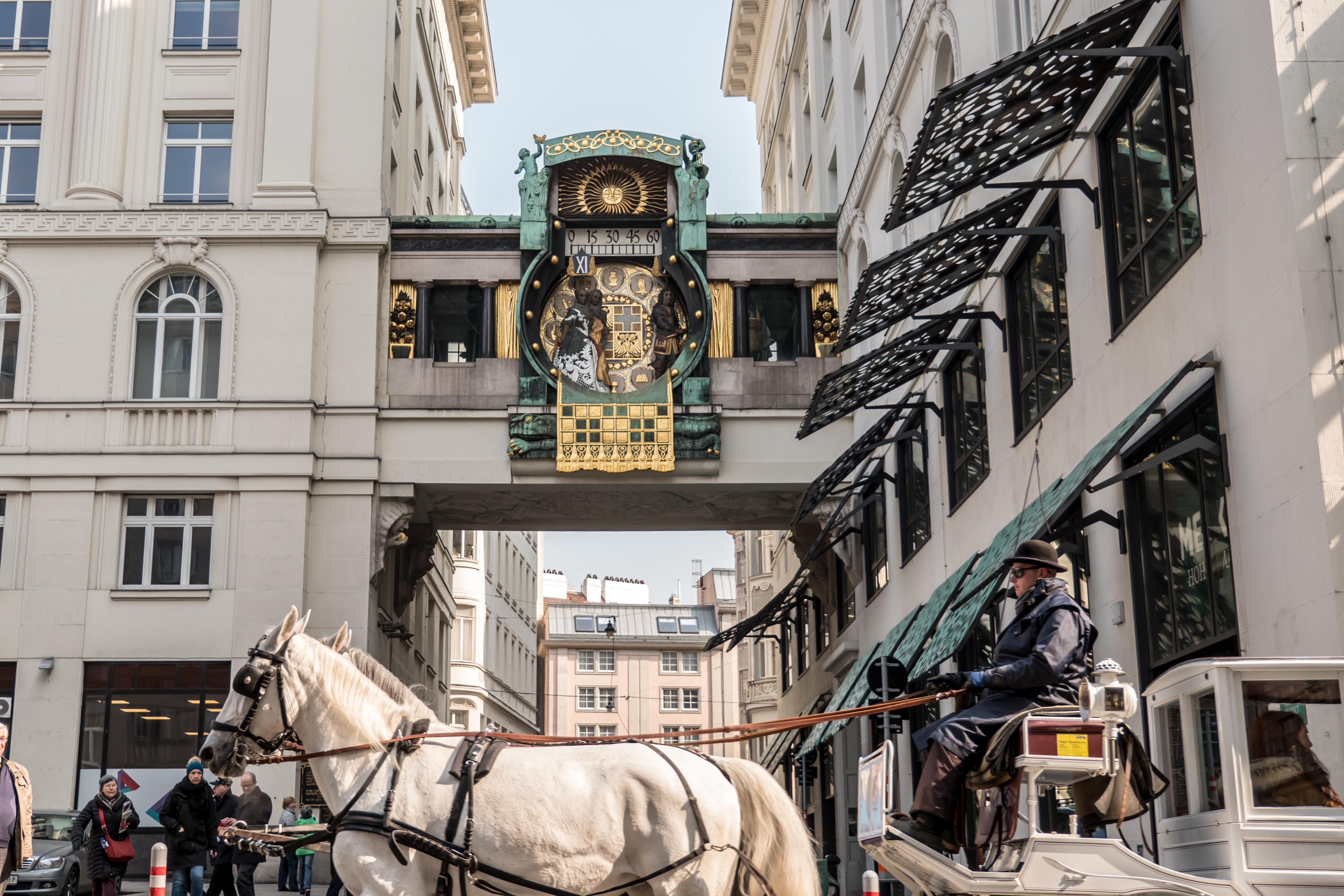 Ankeruhr Wien