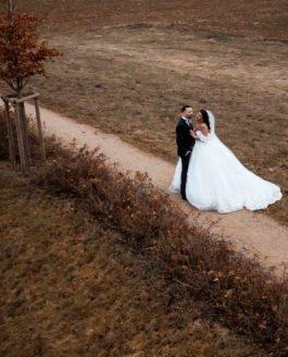 Hochzeitsshooting von Berna & Baris