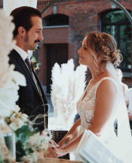 Hochzeitsreportage von Melly & Basti