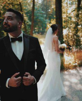 Hochzeitsreportage von Bahar und Yoldascan
